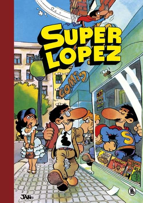 Historietas famosas - Superlópez