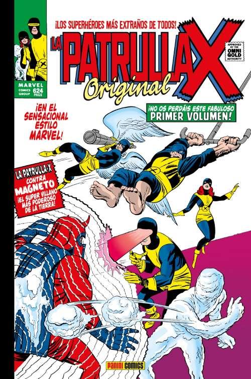 Historietas famosas - X-Men