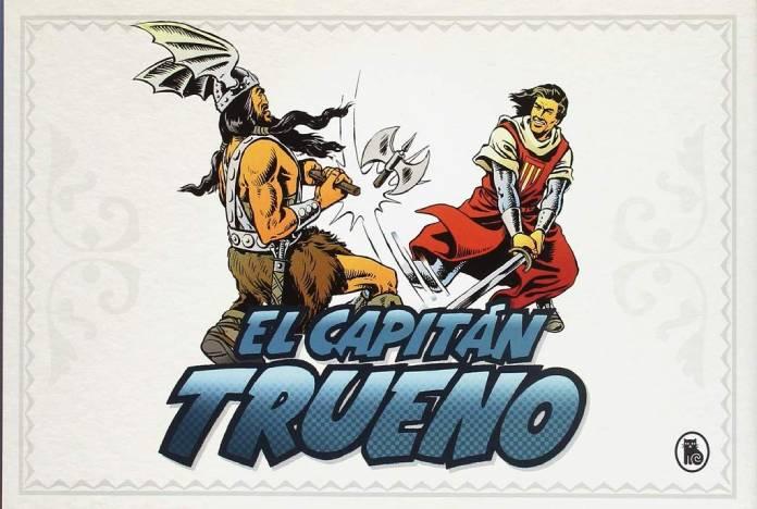 Historietas famosas - El Capitán Trueno