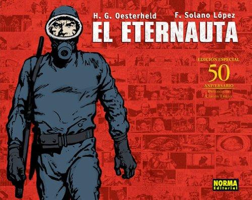 Historietas famosas - El Eternauta
