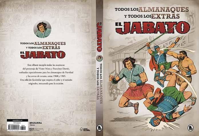Historietas famosas - El Jabato