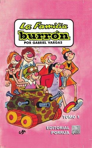 Historietas famosas - La familia Burrón