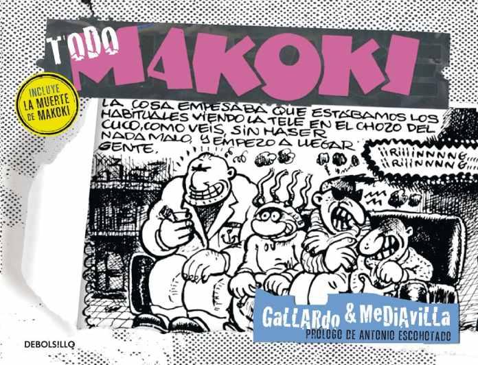 Historietas famosas - Makoki