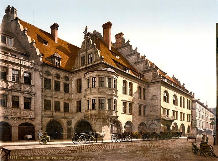 Hofbräuhaus de Munich