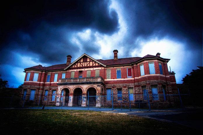Hospital Swanbourne (Australia)
