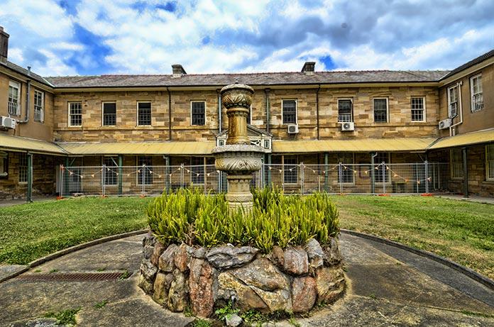 Hospital de Gladesville (Nueva Gales del Sur, Australia)