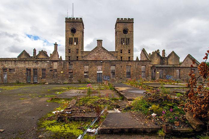 Hospital psiquiátrico de Hartwood (Escocia)