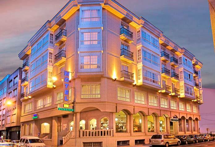 Hotel Balneario de Carballo