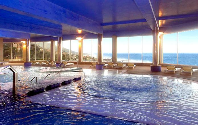 Hotel Talaso Atlántico - Balneario
