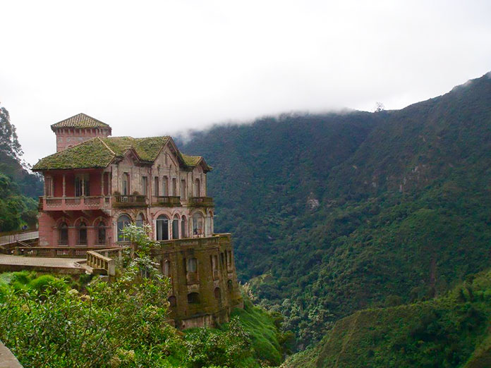 Hotel del Salto de Tequendama (Colombia)