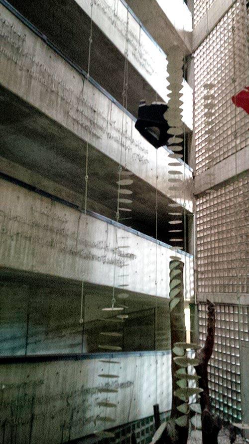 Vista de Humboldt´s Range, de Joseph Kosuth