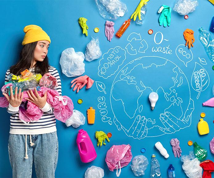 20 ideas sencillas para reducir el consumo de plásticos
