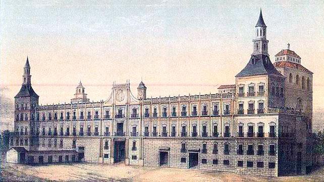 Palacio Real o Palacio de Oriente