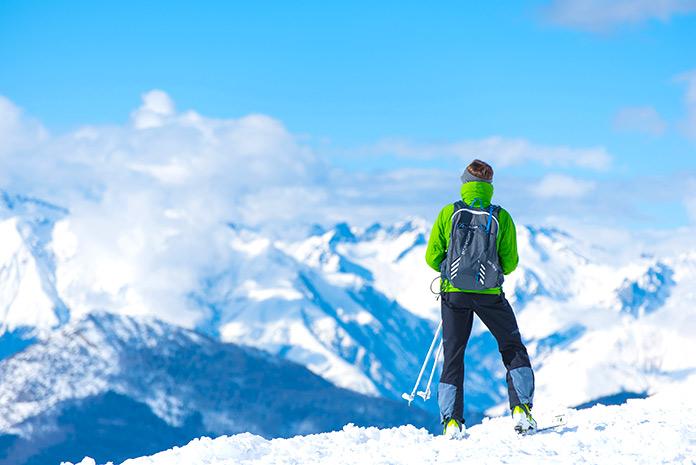 Instructor de esquí