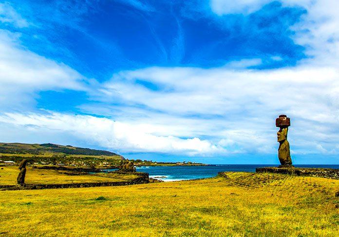 Revivir es posible: en Isla de Pascua