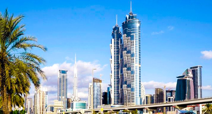 JW Marriott Marquis Dubai en Dubái, Emiratos Árabes Unidos