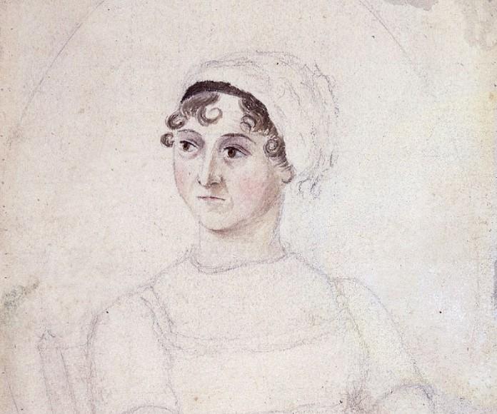 Jane Austen junto a Isabel II en los billetes del Reino Unido