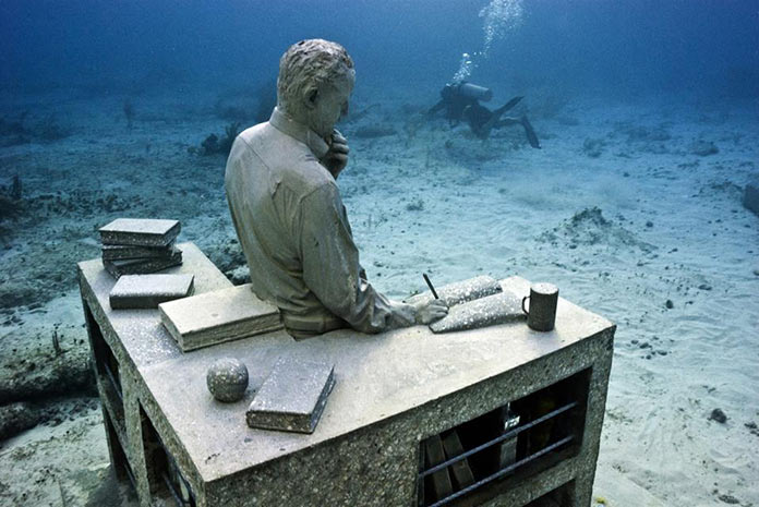 Jason deCaires Taylor: Dream Collector