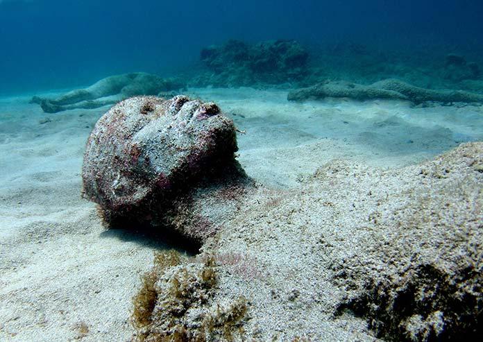 Jason deCaires Taylor: Grace Reef