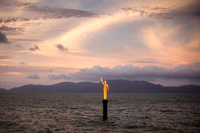 Jason deCaires Taylor: Ocean Siren