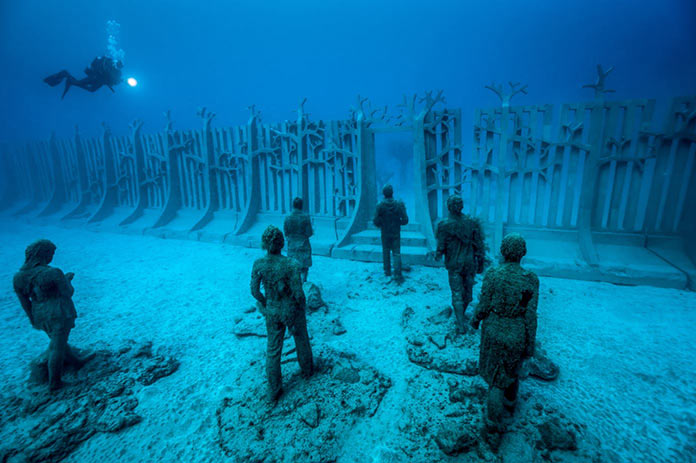 Jason deCaires Taylor: Rubicon