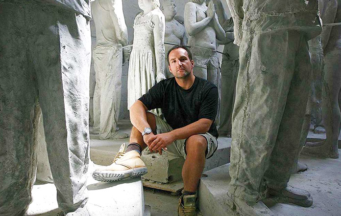 Jason deCaires Taylor: biografía