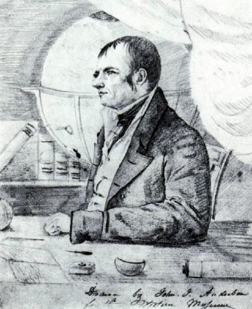 John Cleves Symmes Jr