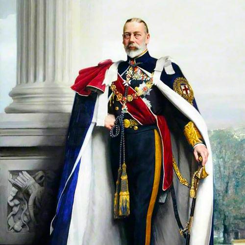 Rey Jorge V, 1934 (John St Helier Lander)