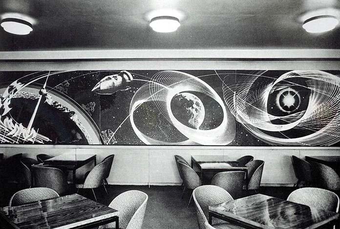 Josep Renau: La conquista del cosmos (1966)