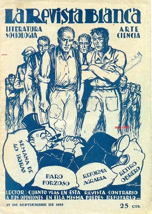 Josep Renau: Revista Blanca