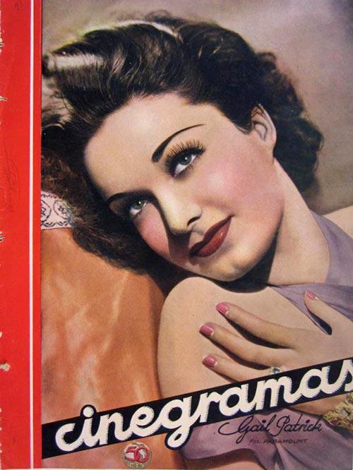Josep Renau: Revista Cinegramas