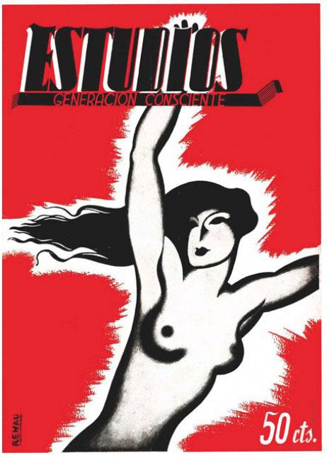 Josep Renau: Revista Estudios