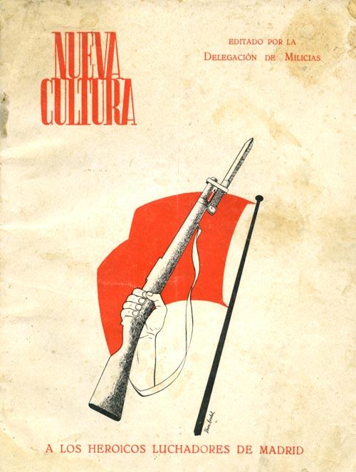 Josep Renau: Revista Nueva Cultura