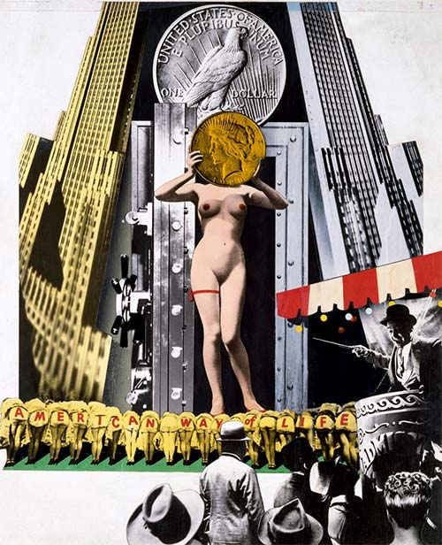 Josep Renau: The American Way of Life (1977)