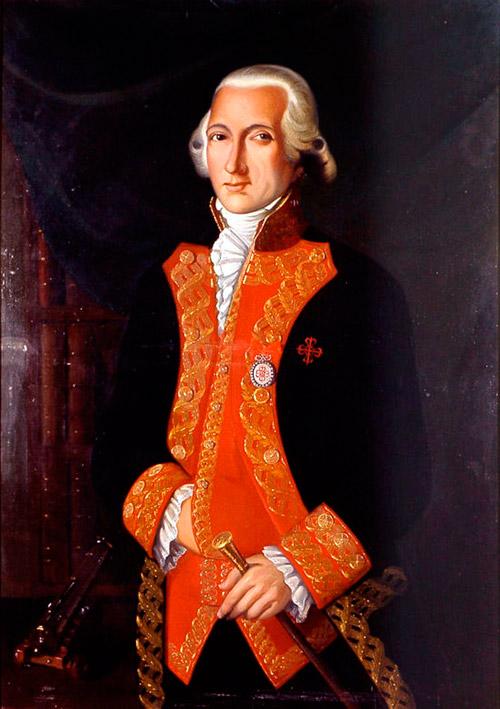 Retrato de Juan de Lángara