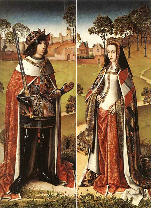 Felipe y Juana la loca