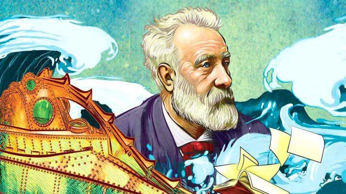 Los personajes que cohabitan en el fantástico universo creado por Julio Verne