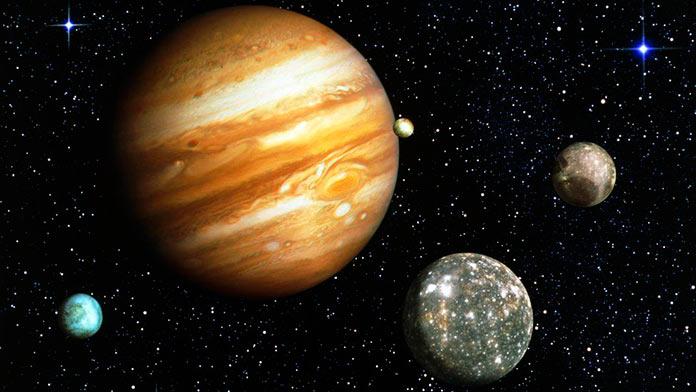Un explorador de la ESA llega a Júpiter