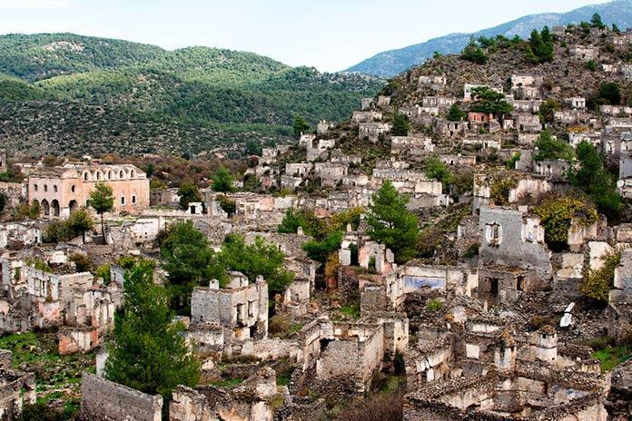 Kayakoy (Fethiye, Turquía)