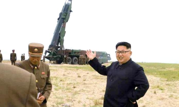 El poder nuclear de Corea del Norte: lanzamiento de misiles
