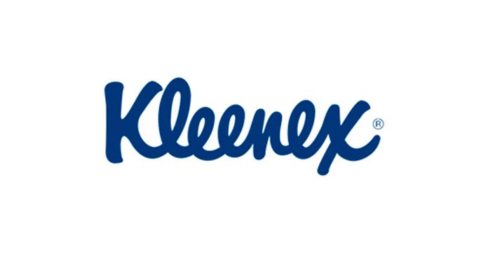 Logotipo Kleenex