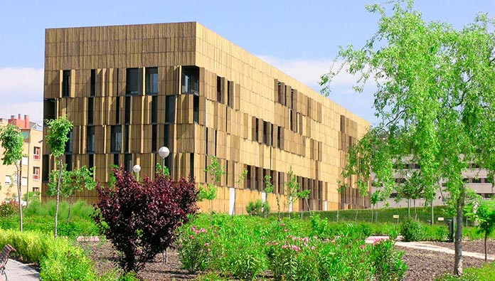 Arquitectura ecol gica fundamentos beneficios ejemplos cinco noticias - Casa de bambu madrid ...