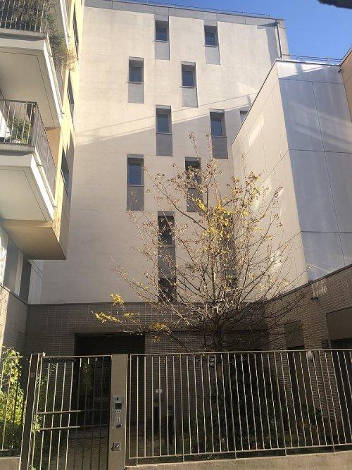 La Maison Des Babayagas: Cómo surge la Casa de Babayagas. Residencia de las Babayagas en Montreuil, París.