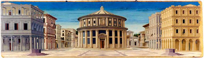 La ciudad ideal (1480-1490)
