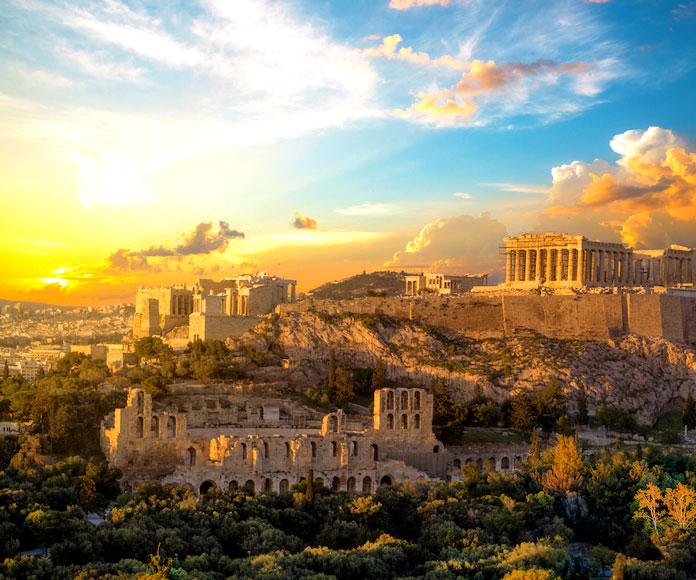 La democracia ateniense, los primeros pasos hacia la libertad y la igualdad