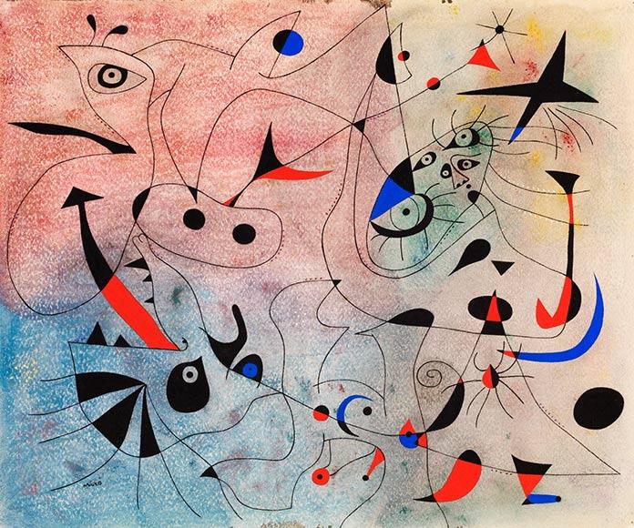 La estrella matinal de Joan Miró: cómo ver más allá de lo aparente