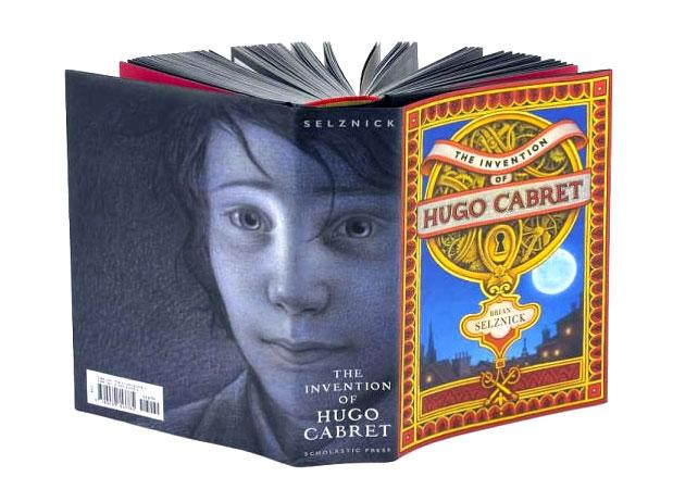 Libro 'La invención de Hugo Cabret'