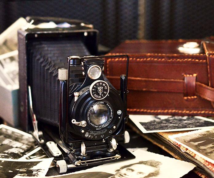 La primera foto de la historia, las primeras cámaras y los inicios de la fotografía