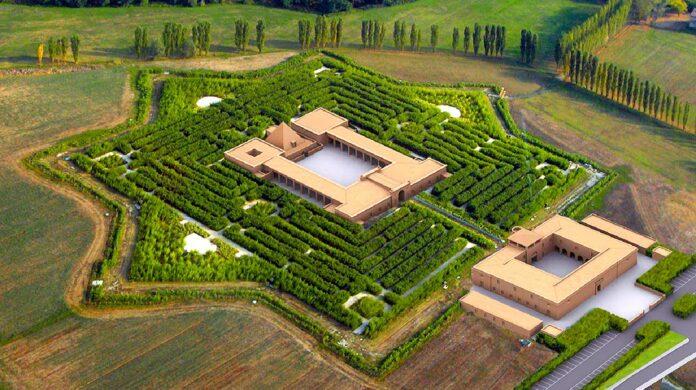Labirinto della Masone: así es el laberinto más grande del mundo