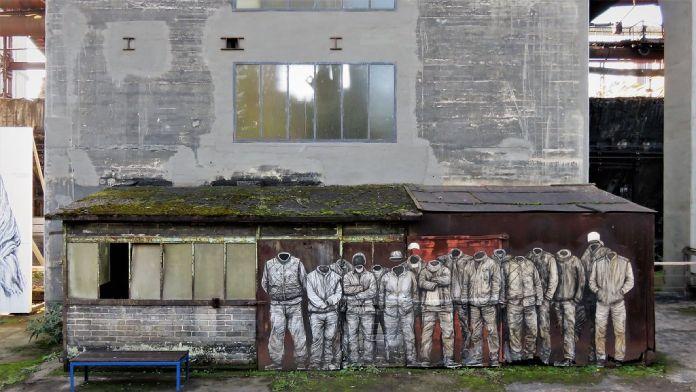 Arte Urbano-Plan-Social